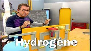 Comment fonctionne un moteur à hydrogène ? - C'est Pas Sorcier