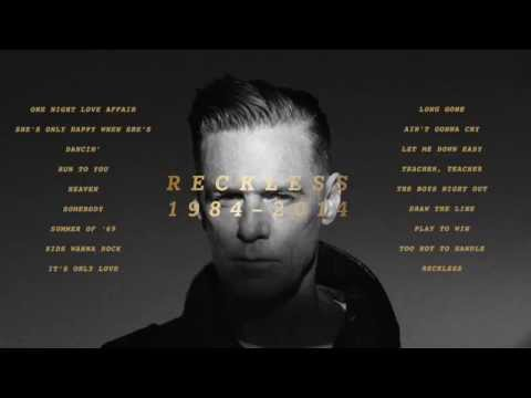 Bryan Adams - Reckless 30th Anniversary Album Preview Thumbnail image