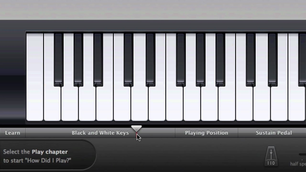 Garageband tutorial lessons in piano chord youtube hexwebz Image collections