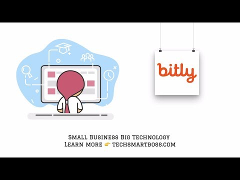 How to setup a custom URL shortener for your business using Bitly