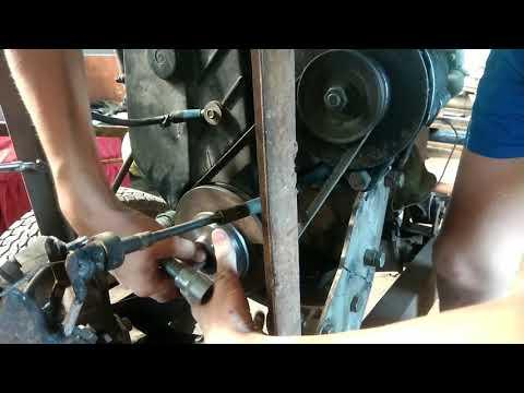 Как собрать гидравлику на самодельный трактор