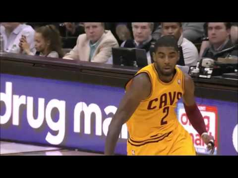 Kyrie Irving Impossible Shots