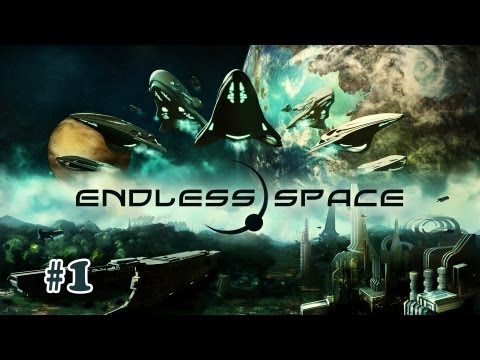 Endless Space Disharmony Let's Play (1)