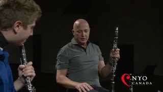 Play With The Masters - Alain Desgagné, Clarinet 2 of 4