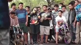 Story Wa Drag race Versi Lagu Dj Pong Pong Terbaru