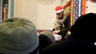 Luton Milad 2014 Qari Muhummad Ayyub Asif Amazing Recitation!! Part 1 of 2