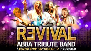 ABBA Revival with the Mozart Symphony Orchestra at Cadogan Hall, 16 October 2021