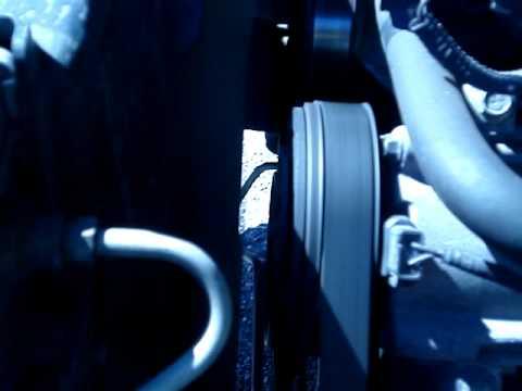 2003 Ranger Belt Squeal