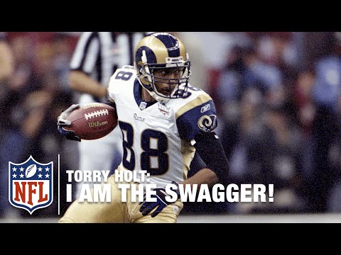 Torry Holt is Swagger! | NFL