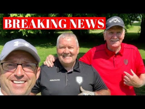 GOLF VLOGS UK HAS BREAKING NEWS A YOUTUBE FIRST from YouTube · Duration:  13 minutes 30 seconds