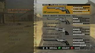 Gun PlayStation 2 Review - Video Review