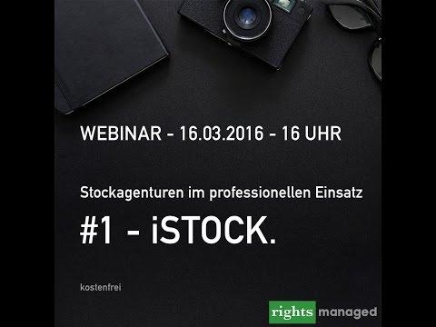 Webinar: iStock (Ausschnitt)