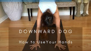 Tips on how to avoid wrist and shoulder strain in weight bearing po...