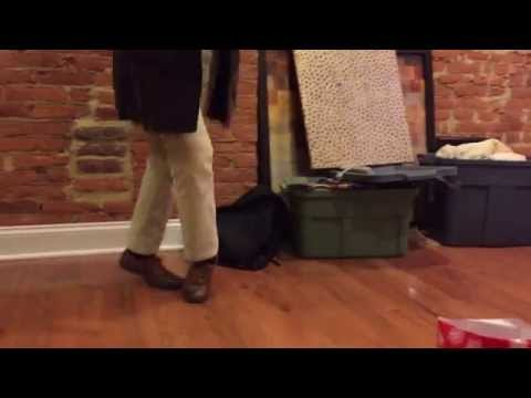 Irish Apartment Dance