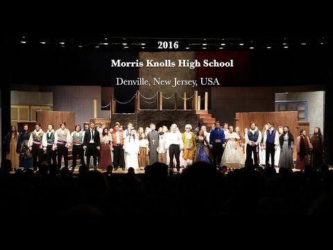 Les Misérables - School Edition 2016 [Morris Knolls High School, Denville, NJ]