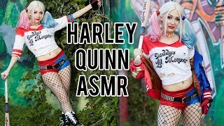 ASMR - Harley Quinn Kidnaps You Role play   MelissaPearceCosplay