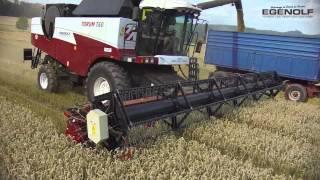 Rostselamsh Torum 760 Rotor Mähdrescher präsentiert von Egenolf Limburg / Germany