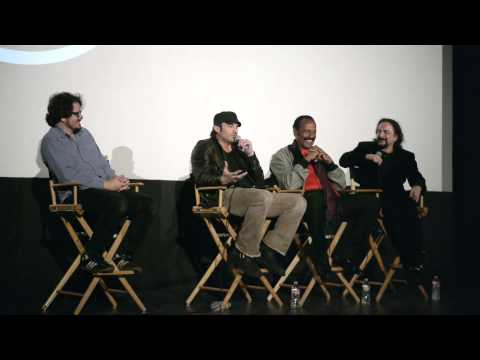 FROM DUSK TILL DAWN Intro/Q&A Featuring Robert Rodriguez, Tom Savini, And Fred Williamson (3/5/14)
