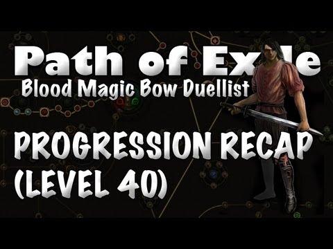 Path Of Exile Duelist Build Dual Sword