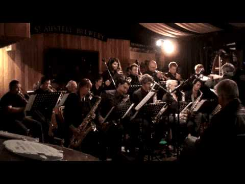 Truro College Big Band with special guest Noel Langley (Trumpet).
