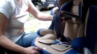 Купить детское автокресло в машину до 36 кг. Обзор новой модели(, 2014-09-30T14:48:40.000Z)