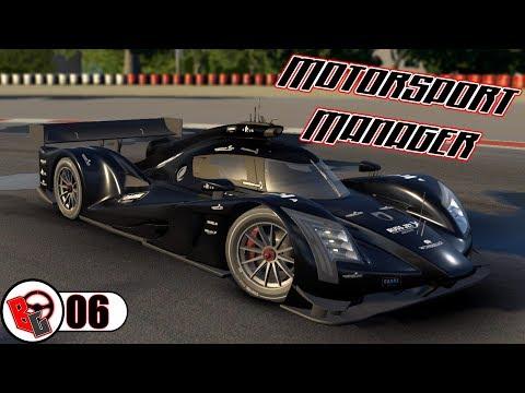 Motorsport Manager Endurance Series P6 Midnight Motorsport