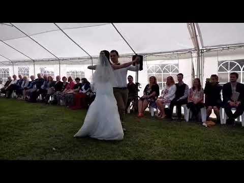 Adelaide Wedding Dance Couple