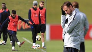 England Suffered A Big Embarrassment During Training Ahead Of Netherlands And Italy