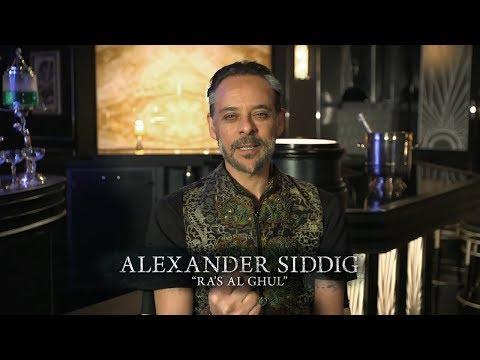 Ra's Al Ghul Emerges From The Darkness  Season 3  GOTHAM