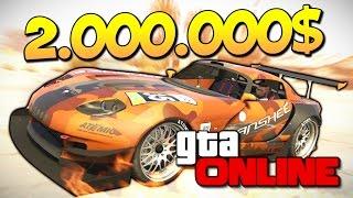 МАЖОРНЫЙ ТЮНИНГ НА 2000000$ В GTA 5 ONLINE #184