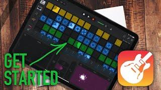 Beginners Guide to Garageband iPad #Part1