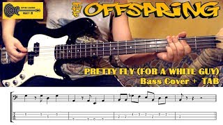 How to play PRETTY FLY FOR A WHITE GUY by THE OFFSPRING on BASS GUI...