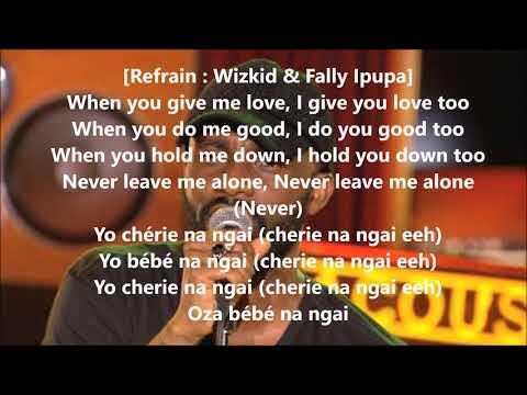 Yakuza (audio + Paroles/lyrics) Fally Ipupa Ft Wizkid