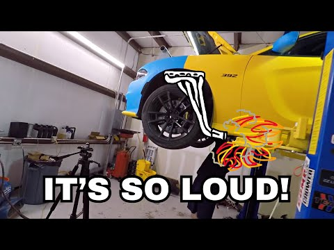Why I Drove 400 Miles To Put Headers On My 2017 Dodge Charger Daytona 392