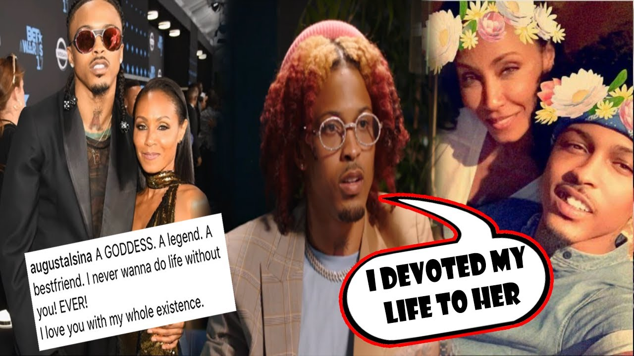 I told yall last year August Alsina and jada was a thing Recap