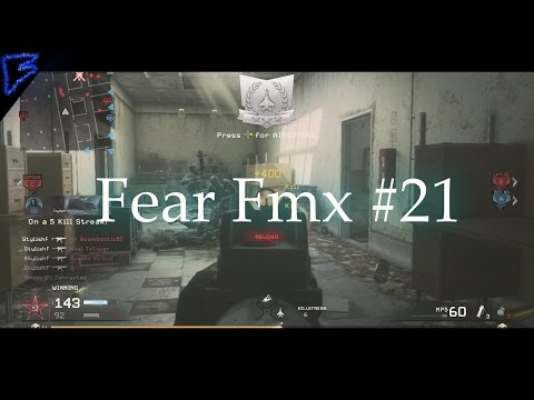 Fear Fmx #21