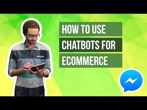 Ecommerce Marketing Chatbot Strategies | Use a Chatbot to Grow Your