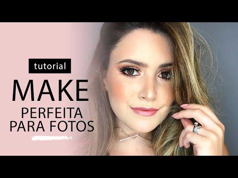 MAKE PERFEITA PARA FOTOS