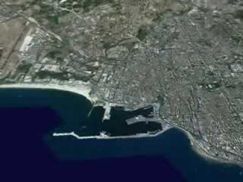 catania: il porto e la plaia