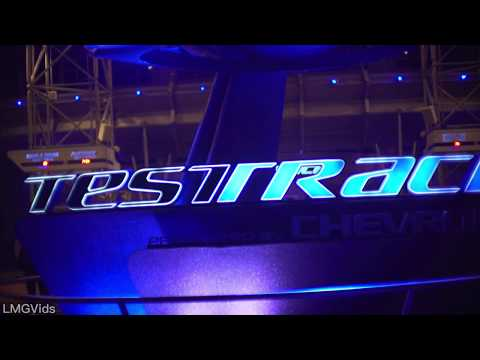 [4K] Test Track 2.0 Slot Car Attraction EPCOT WDW 60fps Front Seat POV