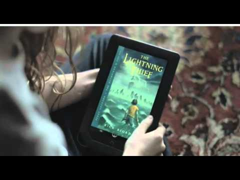 May 2011 Nook Color / Barnes and Noble Commercial