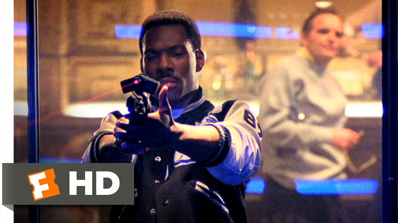 Beverly Hills Cop 2 2 10 Movie Clip Shooting Gallery 1987 Hd Youtube