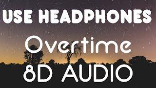 Chris Brown - Overtime (8D AUDIO)