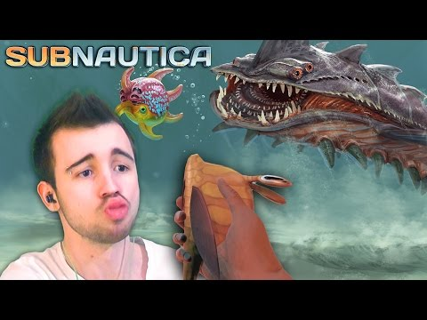 Subnautica - ОСНОВЫ ВЫЖИВАНИЯ! | Часть 1