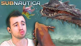 Любовь к Рыбам в Subnautica #2