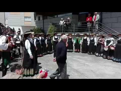 Roscas, procesión y música para honrar a San Antonio