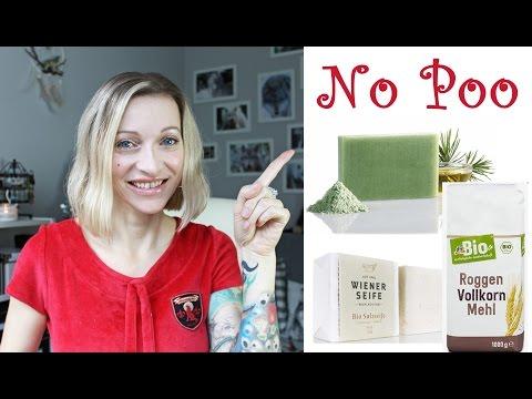 No Poo Methoden Ausprobiert | Haare Natürlich Waschen mit Roggenmehl und Haarseifen | Zero Waste