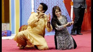 Sania Bhatti & Sajjad Shoki  - Dhola Azlan To- Eid Show - Zafar Production Official
