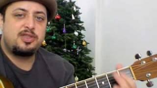 Easy Christmas Songs on Guitar - Feliz Navidad - Jose Feliciano