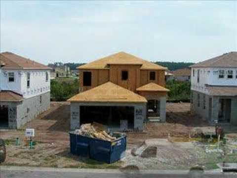 Time Lapse House Build Youtube